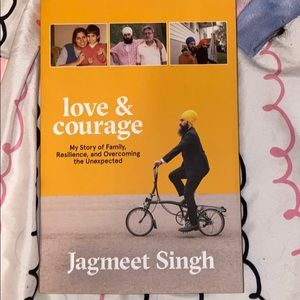 Other - Love & courage jagmeet Singh (NDP candidate)
